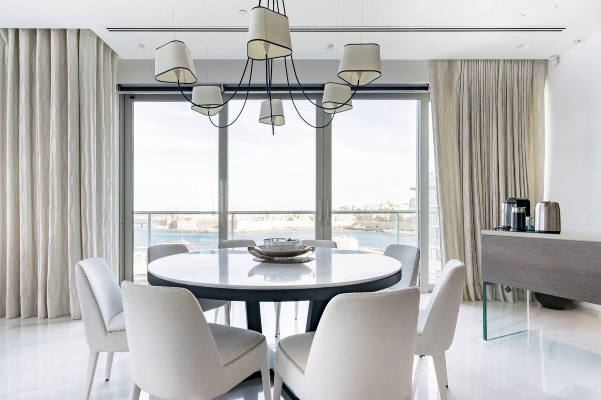 Style and Comfort Surrounded by the Mediterranean Sea