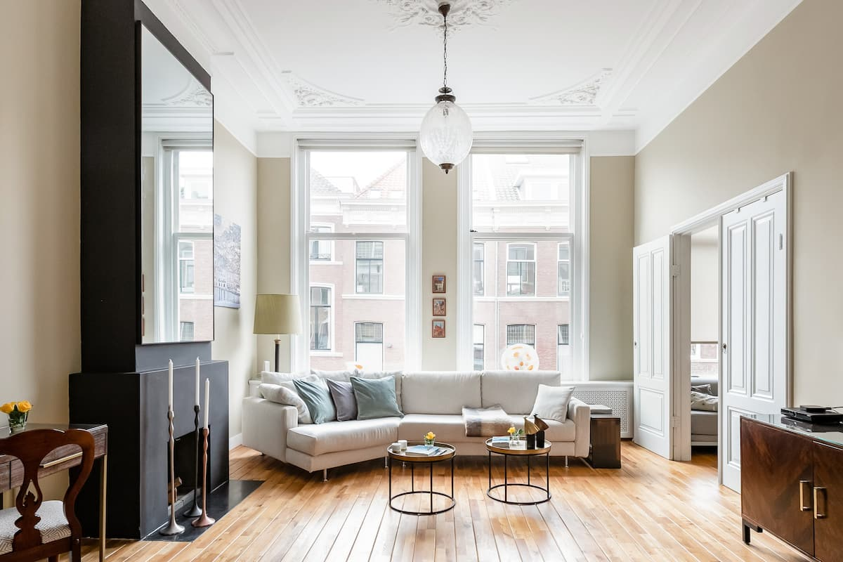 Find Solitude in a Gracious Loft in City Center