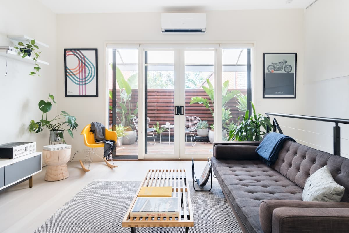 Chic Warehouse Conversion, Fitzroy