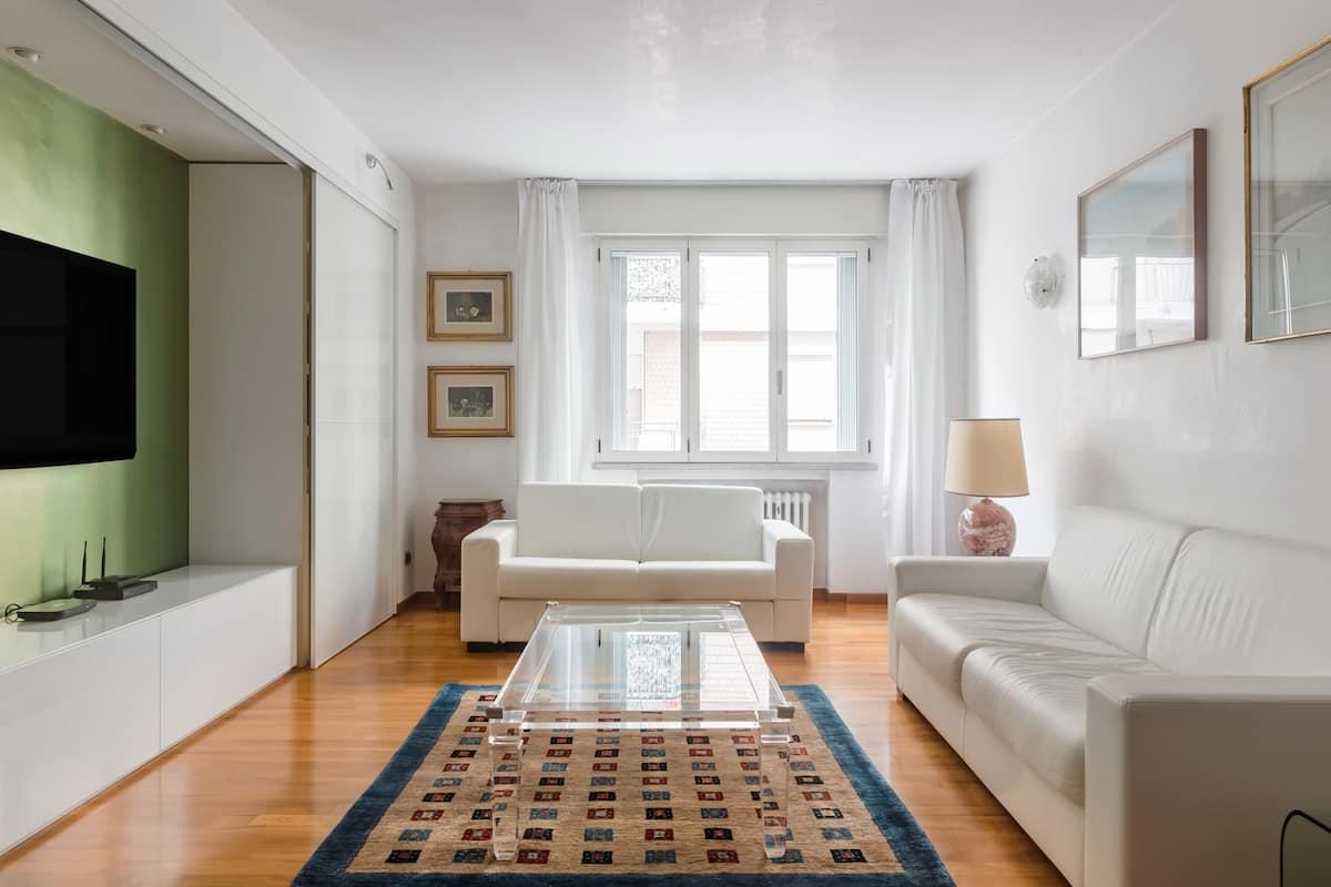 Elegante e funzionale appartamento nel centro di Mestre a 20 minuti da Venezia