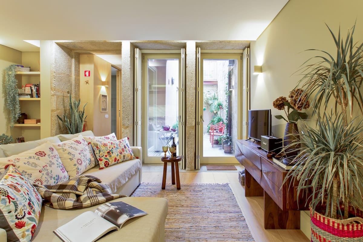 Elegant Apartment in the Heart of Porto