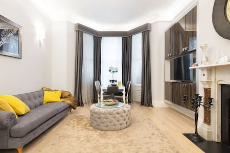 Luxury Kensington Apartment Close to Museums, Knightsbridge