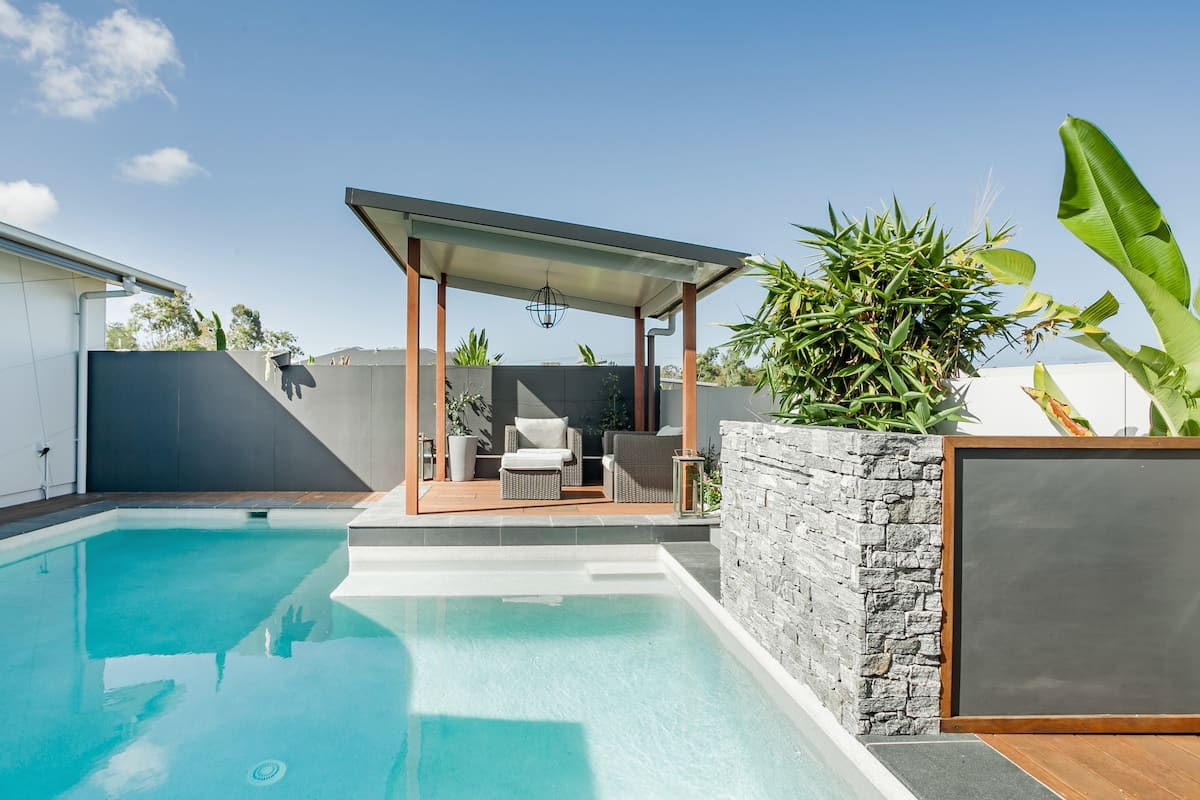 Explore Gympie Terrace from a Resort-Style House in Noosa