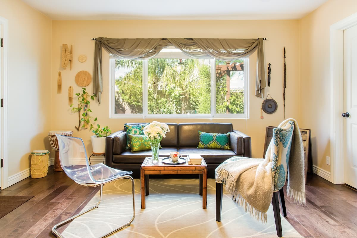 Quiet Retreat in the Midst of Lively Old Town Scottsdale