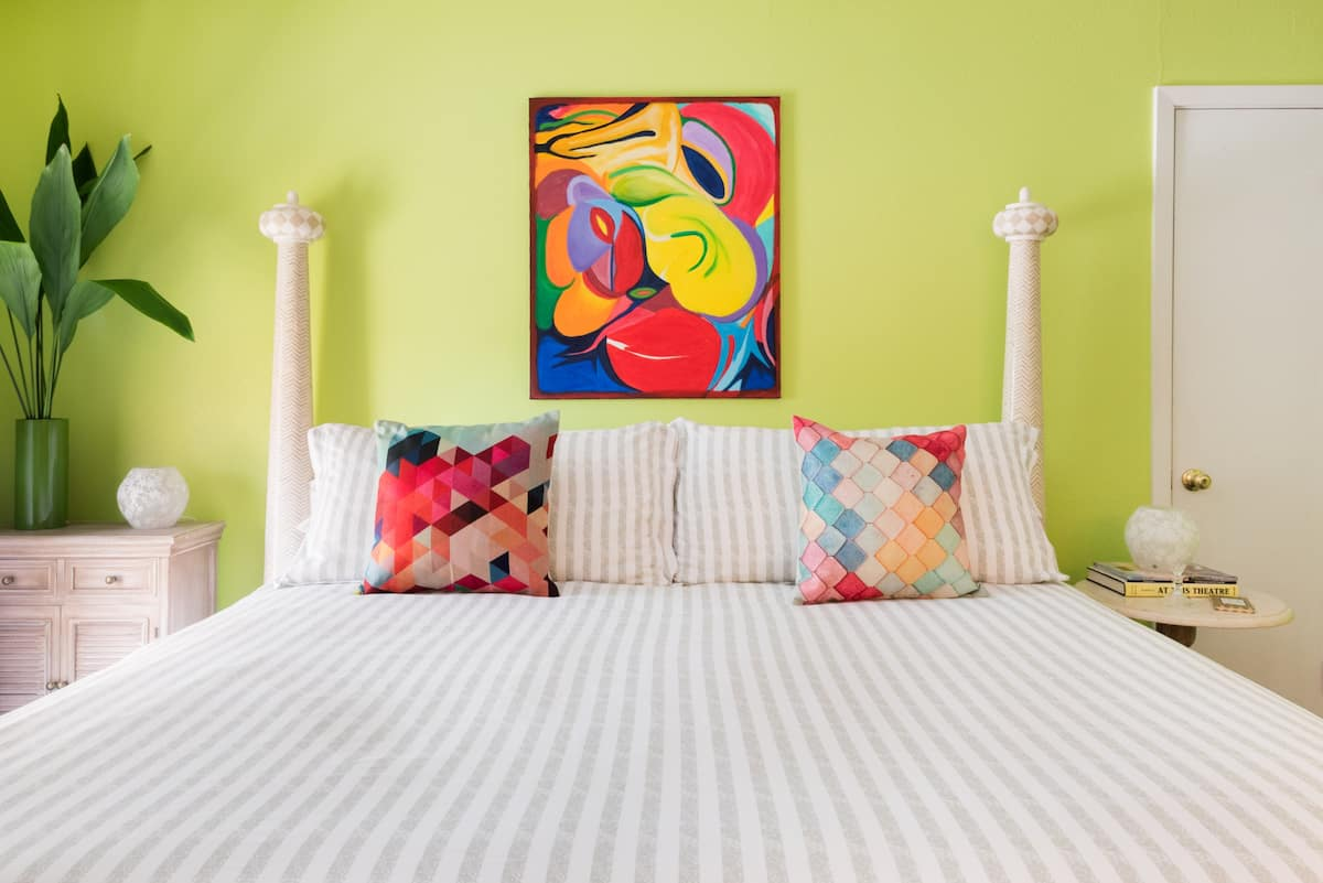 Colorful and Quirky Zilker Park Townhouse