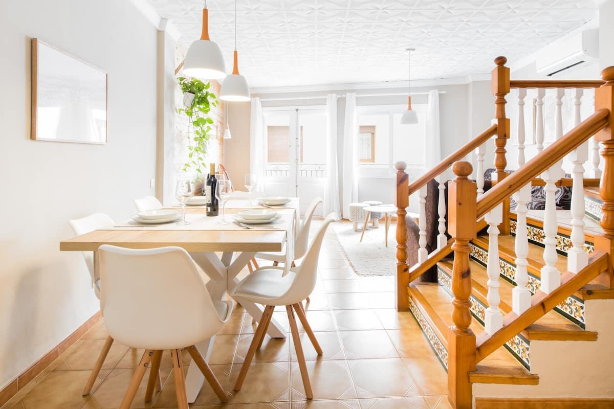Ca´n tosca - Casa en el casco histórico de Jávea con soleadas terrazas