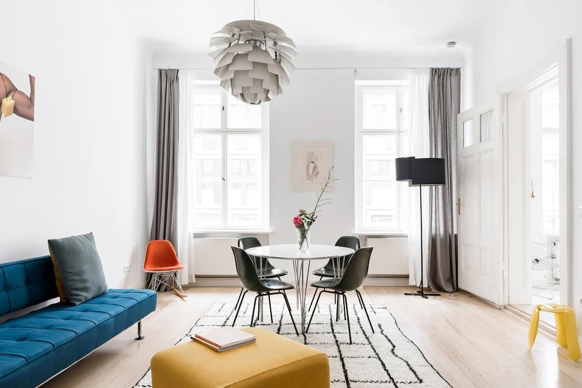 21apart Top Luxury Space Spree Mitte Berlin
