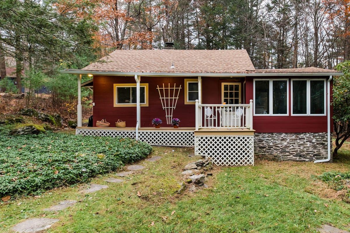 Airbnb Woodstock Vacation Als