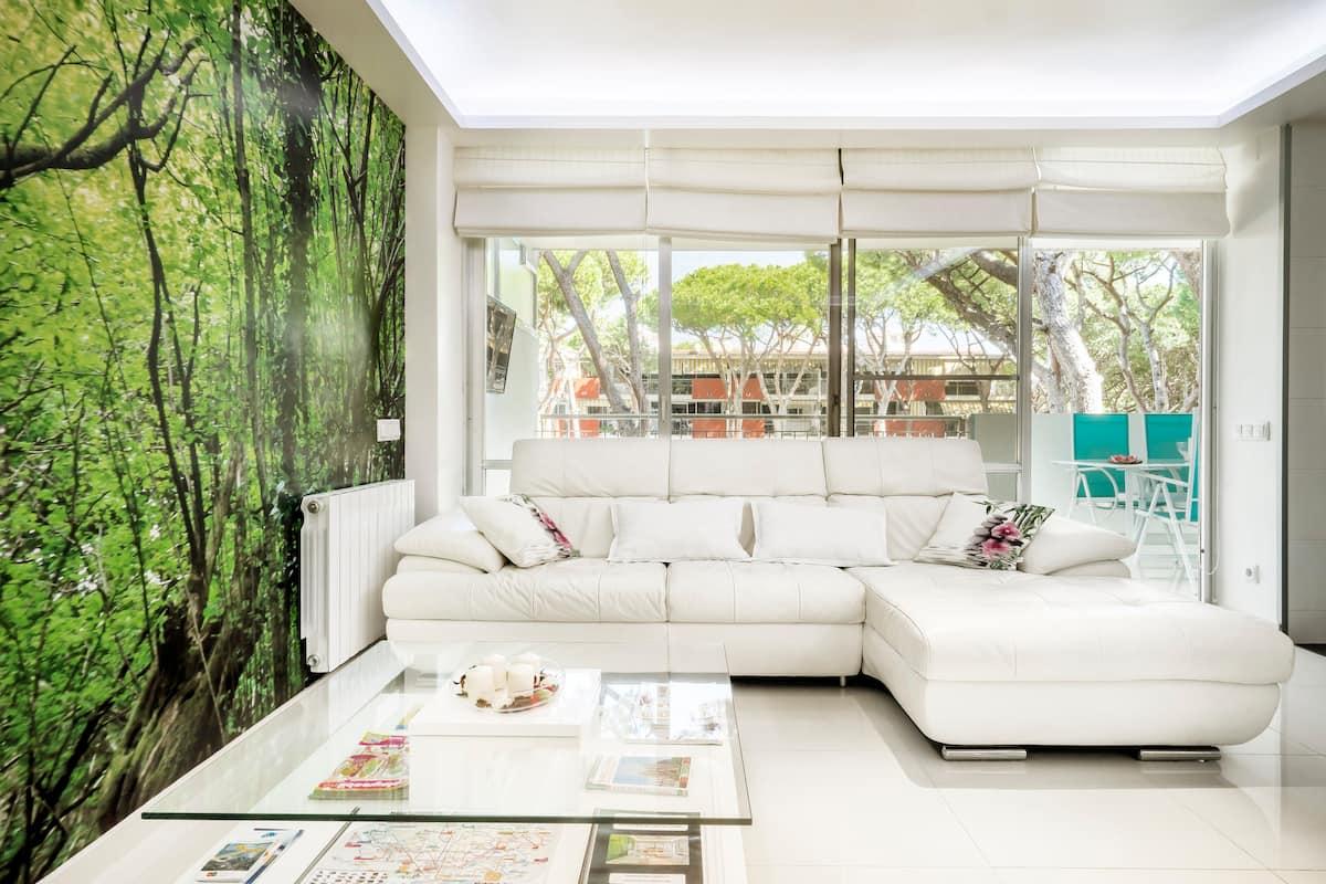 Close to barcelona en Apartamento Amazing White en Castelldefels
