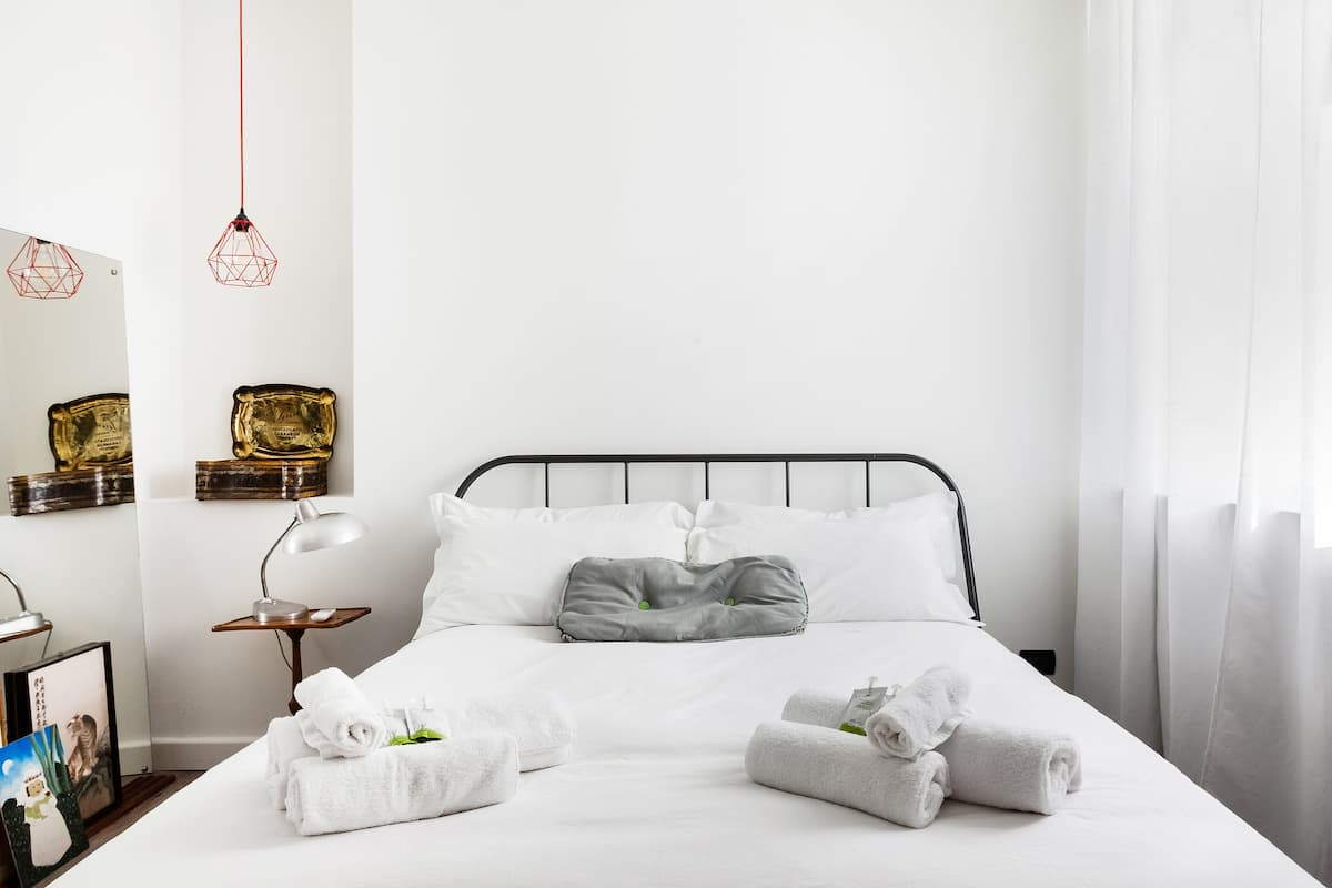 """Luminoso appartamento con terrazzo e spettacolare vista sulla città """"House Dora"""""""