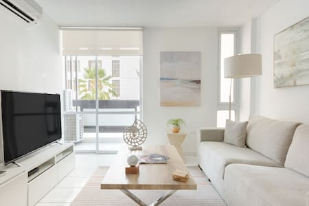 Chic Condado Apartment with Private Parking