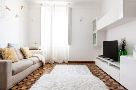 Appartamento Green e Vintage 30's in Palazzina Liberty