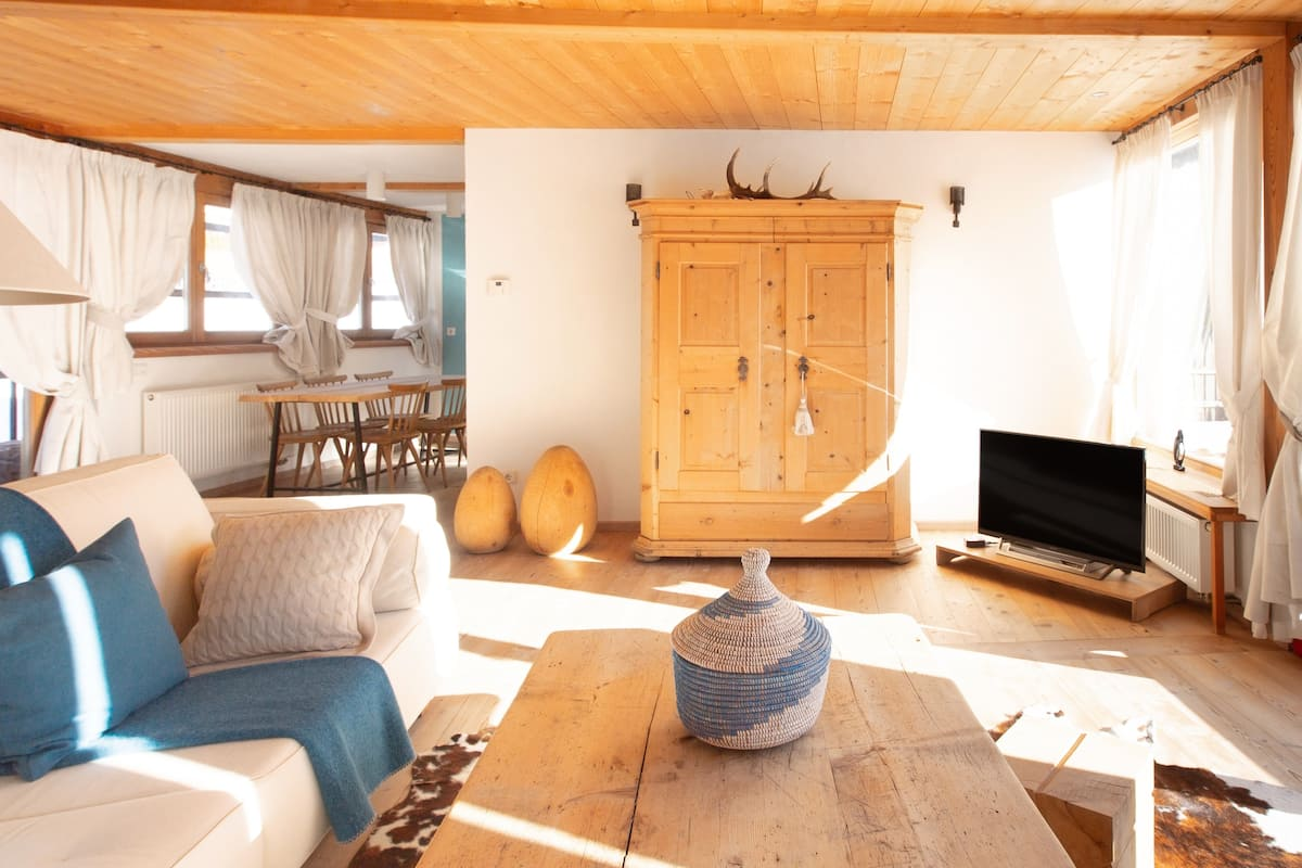 Feel at One with Nature at the Art Chalet in Alta Badia