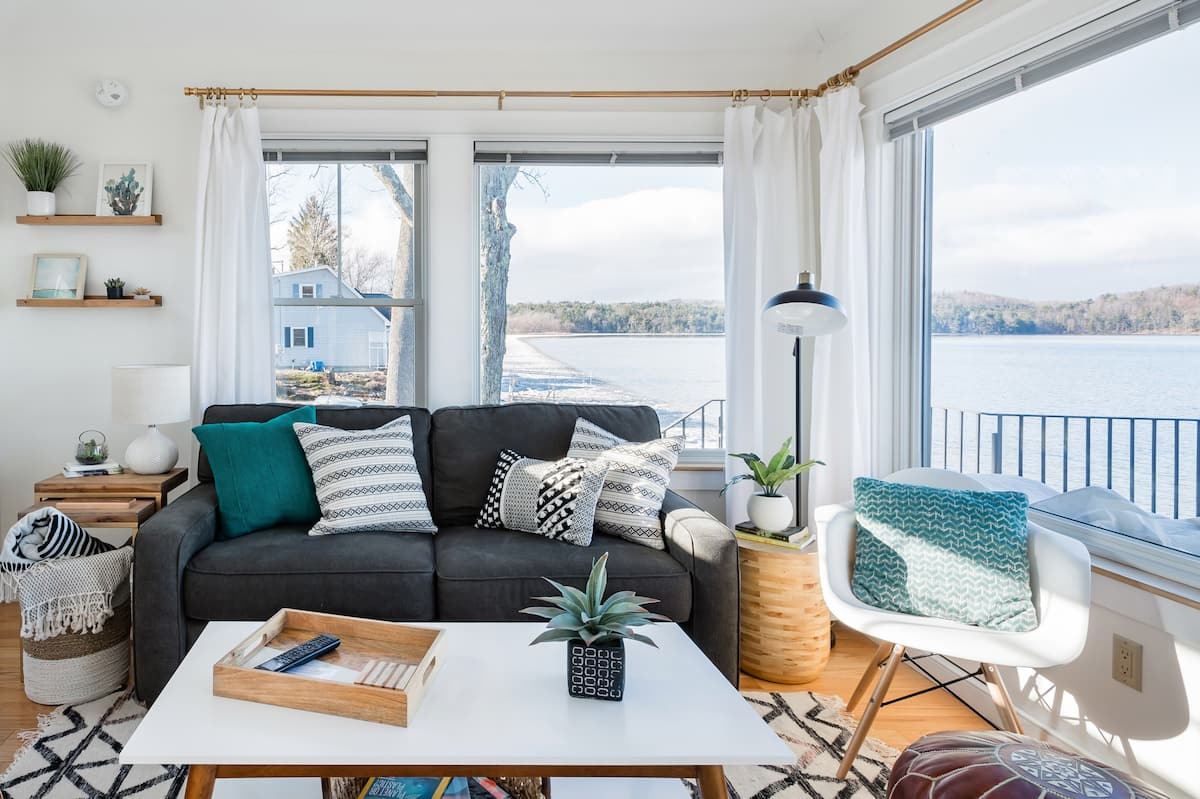 Spread Out With Your Own Slice of Lakefront on Shelburne Bay