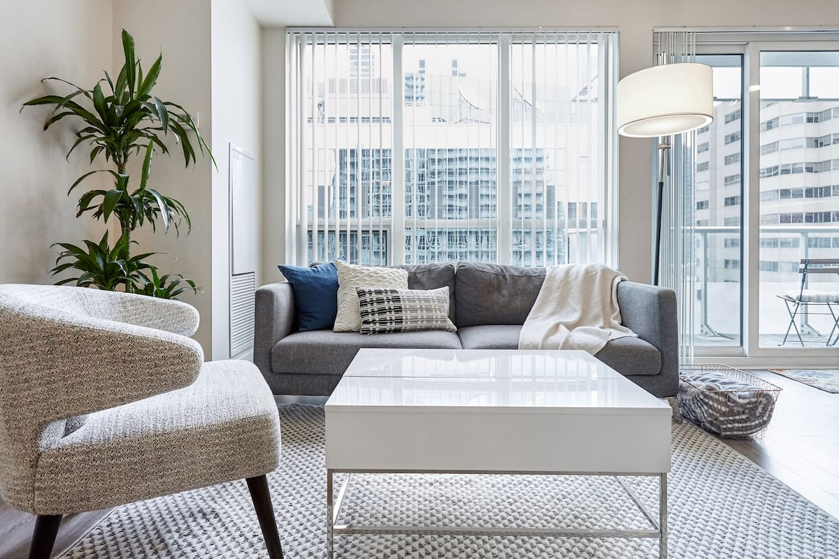 Chic, High-Rise Apartment with CN Tower Views