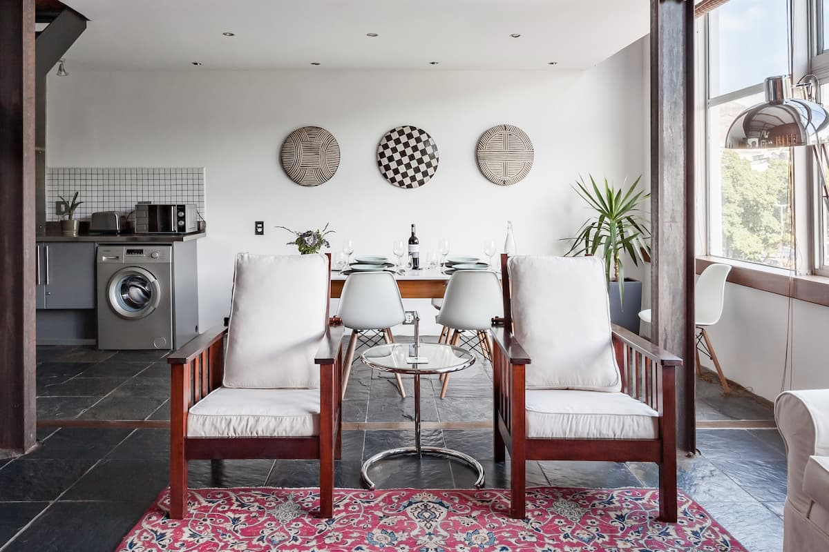 Explore Bree Street from an Art Historian's Loft