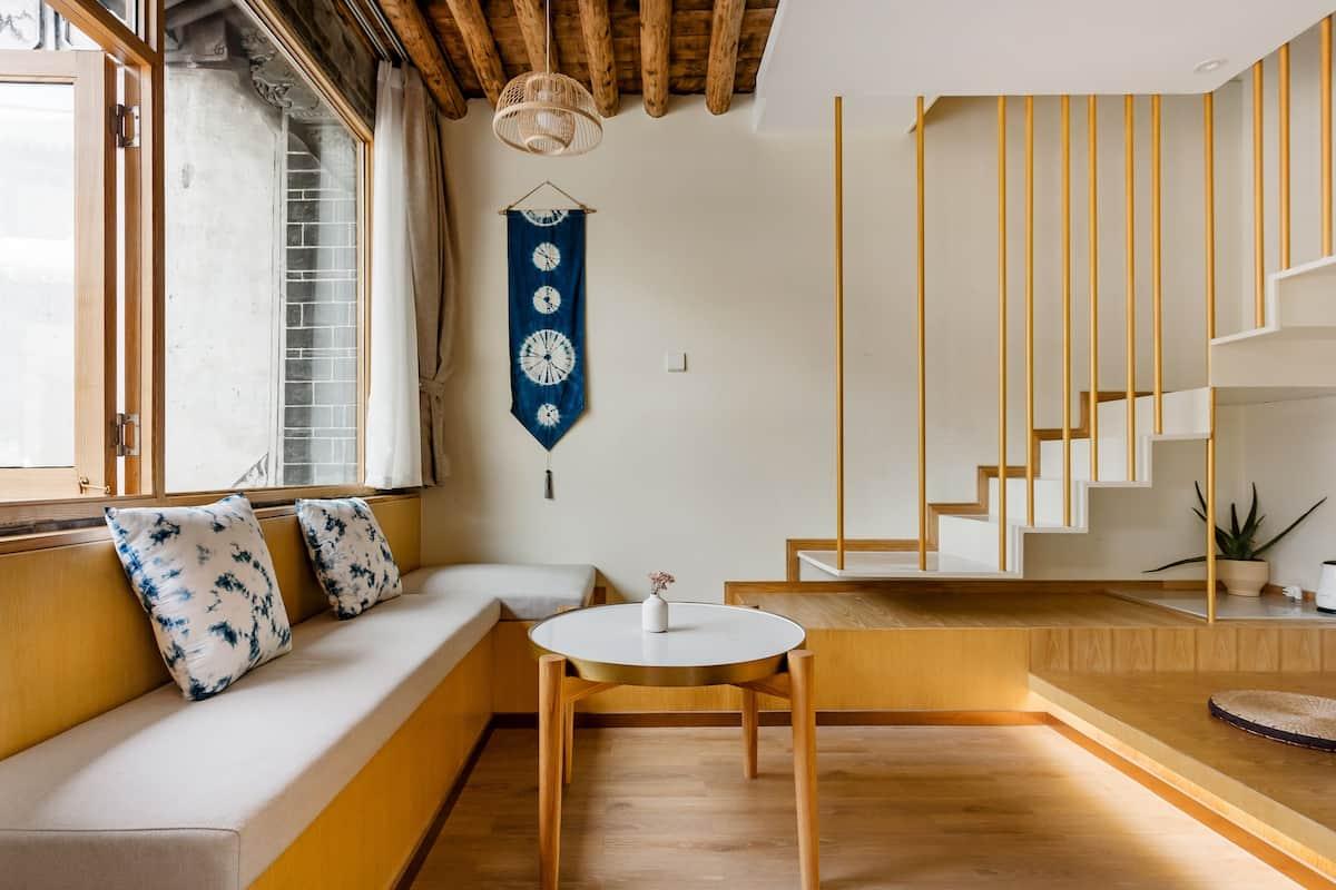『万境故园』Airbnb最佳房源设计奖丨Loft轻奢复式