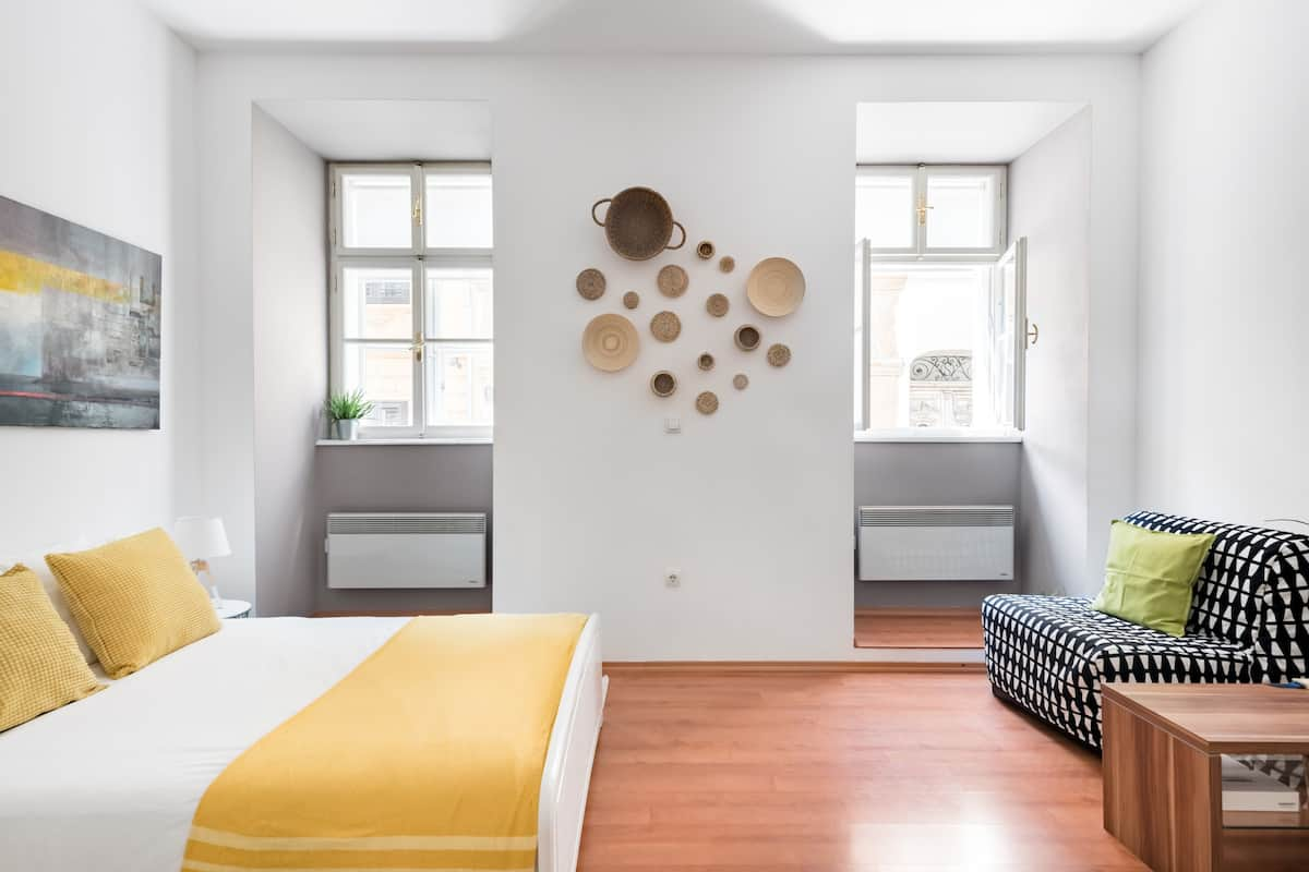 Minimalist Scandinavian Inspired Studio Apartment