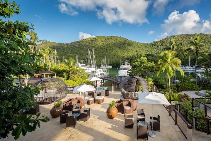 Marigot Bay Resort - All Inclusive Two Bedroom Resort View Suite