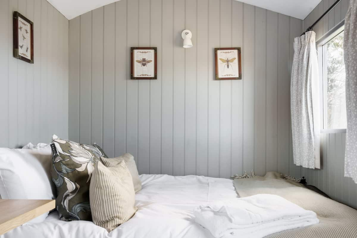 Escape to a Shepherd's Hut in New Forest National Park
