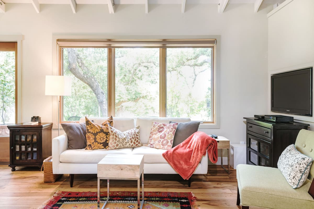Reconnect with Nature in a Cozy Countryside Casita