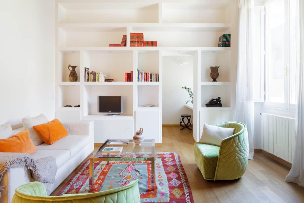 Elegante Appartamento di Design vicino a Ponte Vecchio.