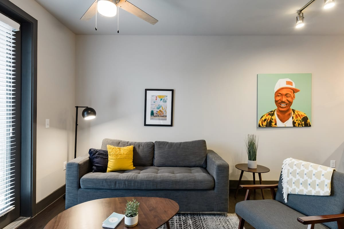 Locale Austin University East King Suite With Pool/Gym
