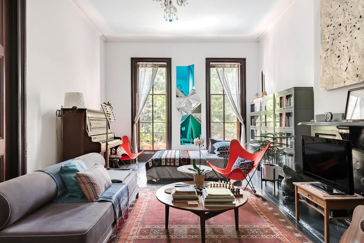 South-Facing Studio Overlooking Union Square Park