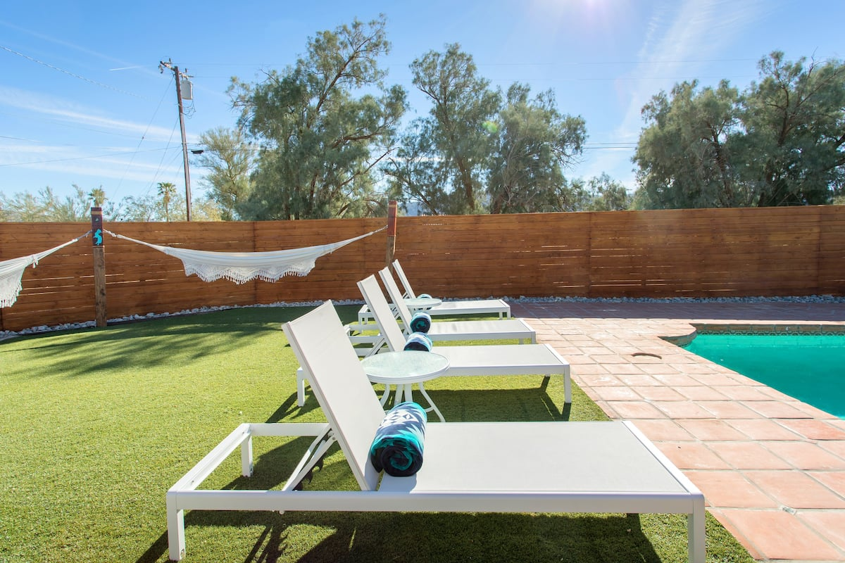 Find Peace at Pavo Rèal Retreat with Pool
