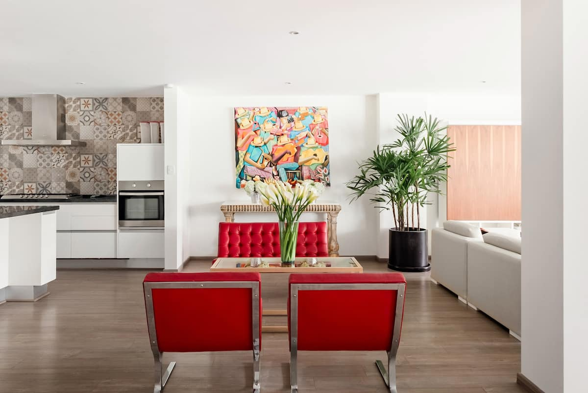 Expansive High-End Apartment in Exclusive Polanco