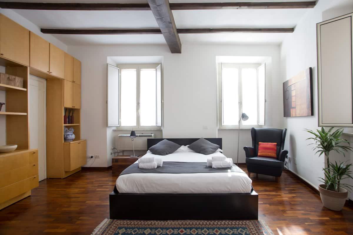 Funzionale Appartamento Vicino a Piazza Navona.