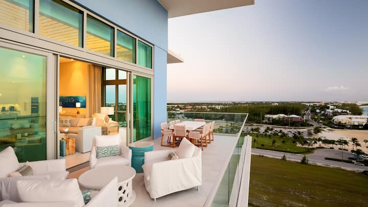 The Penthouse at the Seafire Residences