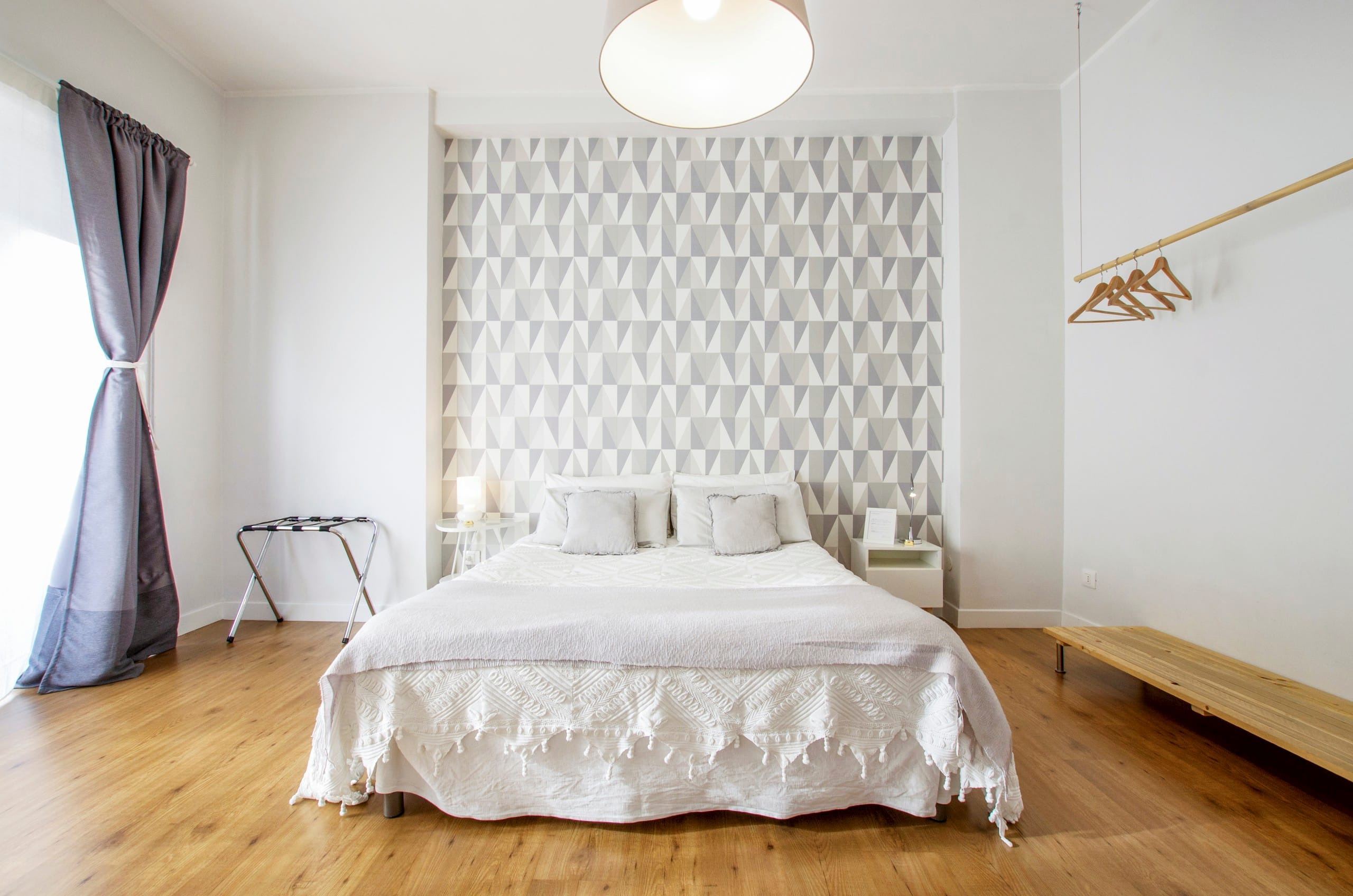 Elegante stanza con bagno privato vicino alla basilica di - Stanza con bagno privato roma ...