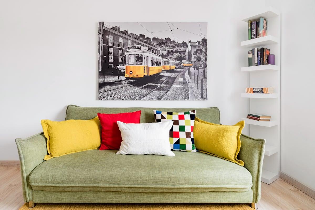 I Love Lisboa Apartment in Traditional Neighborhood