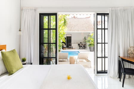 Social Distancing at Private Luxury Villa Town House Canggu