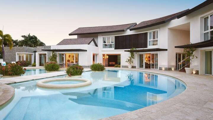 Tropical Dream Villa at Cap Cana