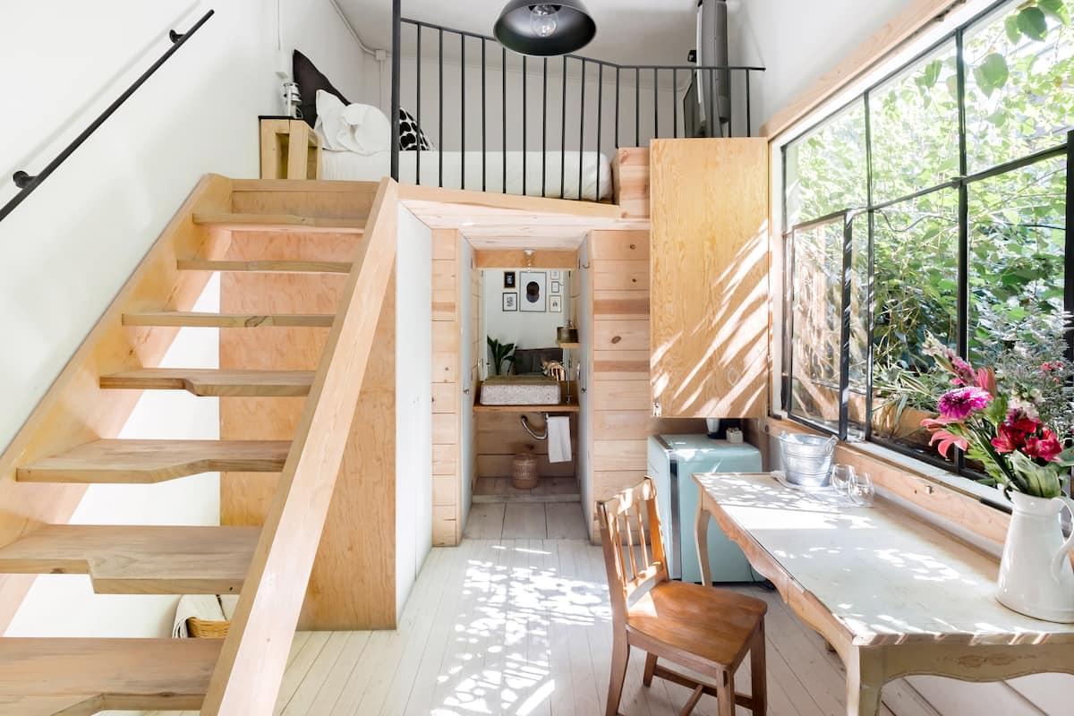 5 Loft Suites in La Roma Arranged Like Mini Boutique Hotel