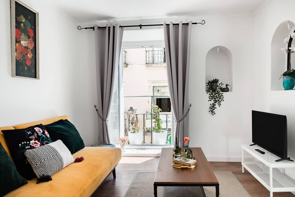 Feel the Romance of Bairro Alto from a Quaint Apartment