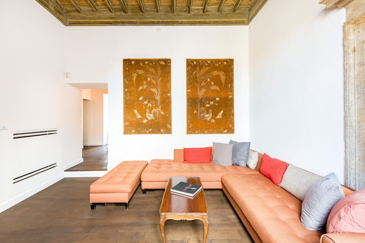Appartamento Charming and Exclusive Vicino a Piazza Farnese