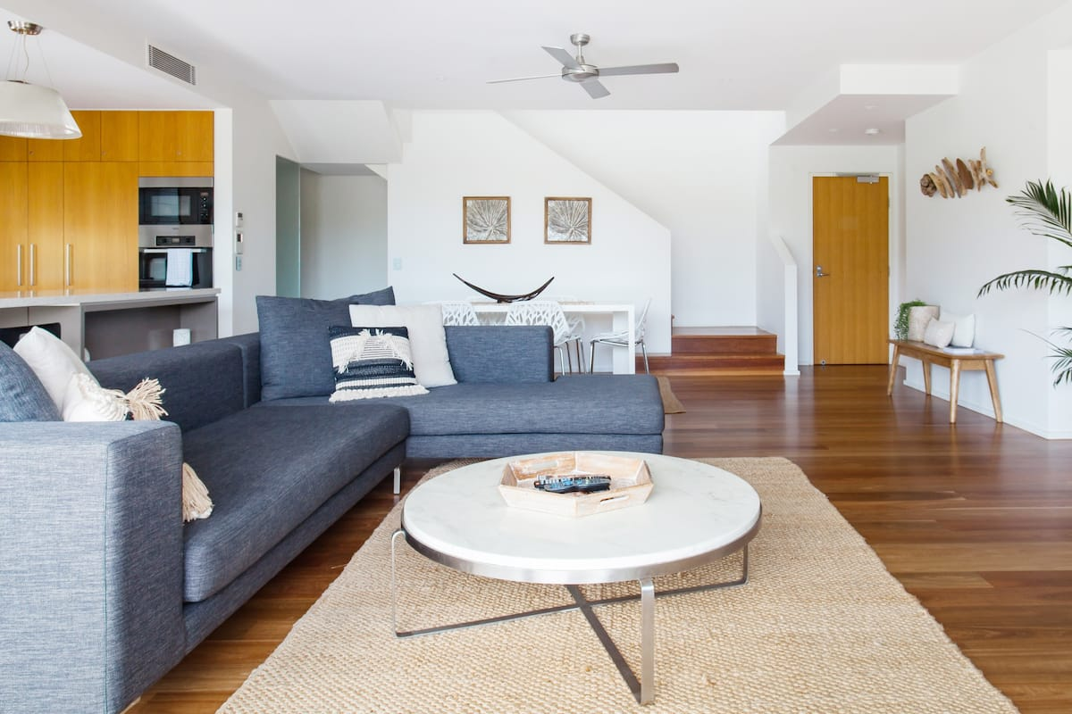 Drift Penthouse Byron Bay- A Short Stroll to Town and Beach