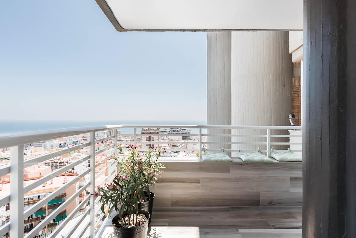 Special Sky Suite- Sea & Mountains Views-Torremolinos Center
