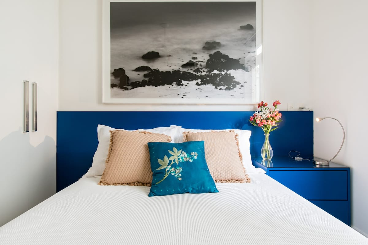 Carioquice moderna em apartamento dos sonhos para a família toda em Copabacana