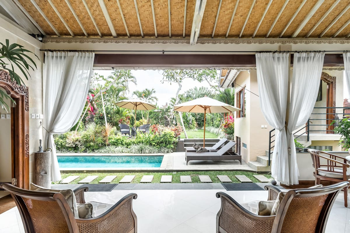 Privacy Meets Luxury in Villa Via in Ubud