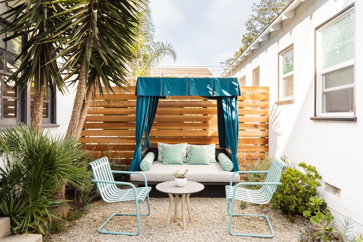 California Dreaming in a Culver City Bungalow