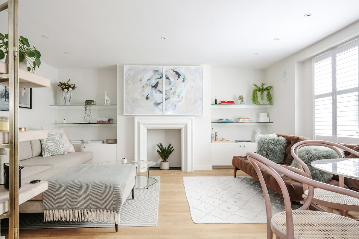 Stylish Apartment Close to Portobello Road