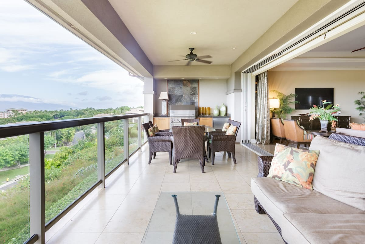 Ho'olei - Peaceful Luxury Villa with Beautiful Ocean View