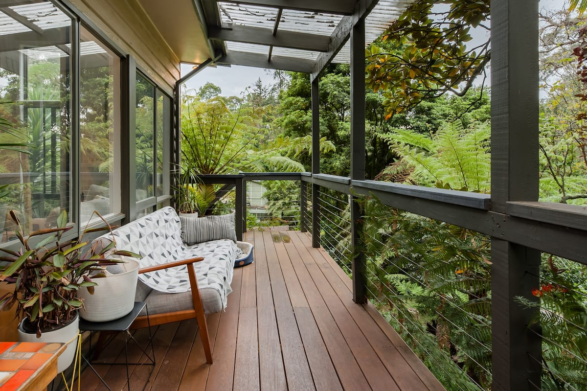 Tranquil House in the Foothills of the Dandenong Ranges