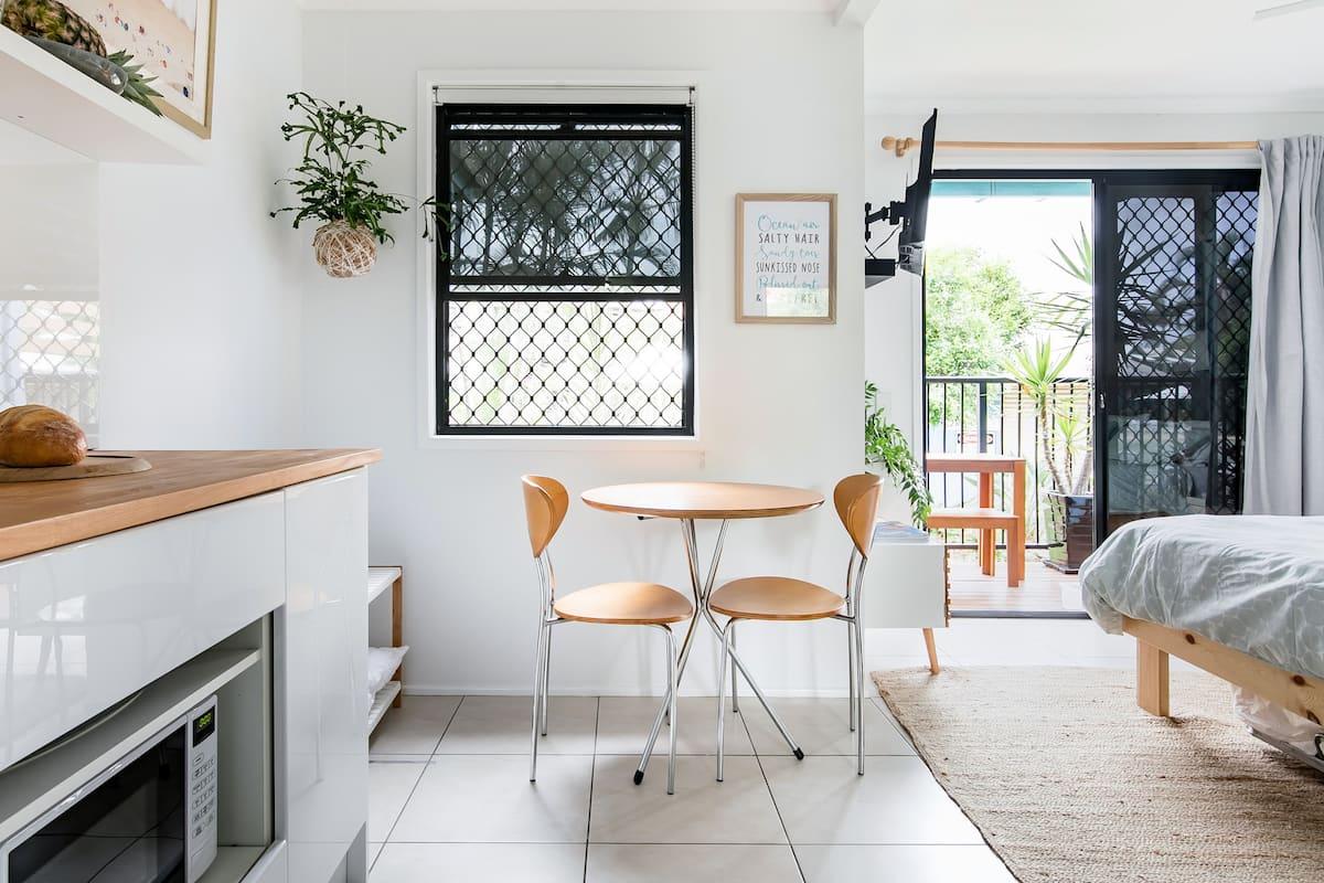 Cozy Coastal Style Studio