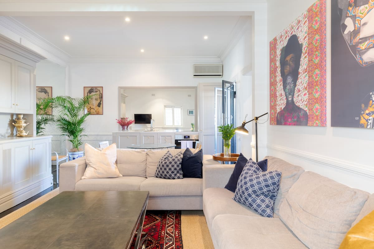 Charming Paddington, Close to City Sydney CBD & Bondi Beach
