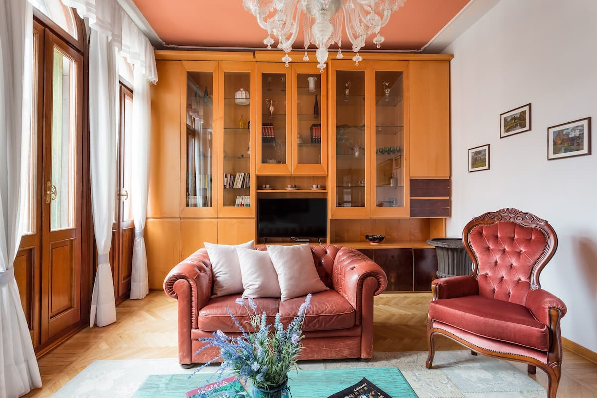 Procuratie Due, Elegant and Bright Apartment in Cannaregio